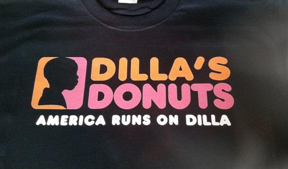 Dilla Donuts Dillas Donuts t Shirt
