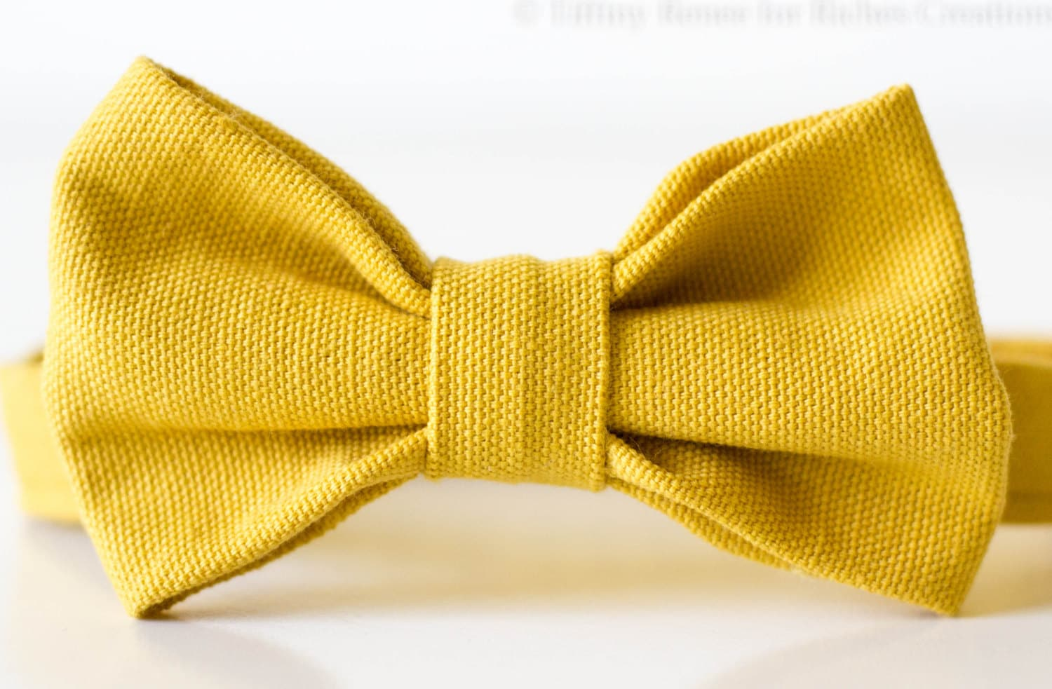gold baby bow tie boys bow tie ring by richescreations