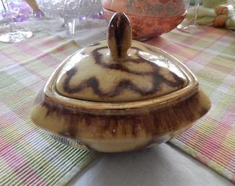 GERMANY ARNARTCREATION MID Century Dish with Lid