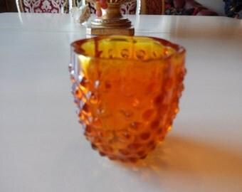 AMBERINA GLASS SHADE