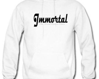 Immortal (The Soul Never Dies) Hoody