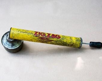 Insecticide ZigZag Vintage - Sprayer - Vintage Vaporizer Poison Bug