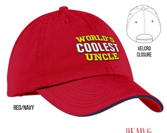 Cool Uncle, Uncle Gift, Uncle Hat, Uncle To Be, Uncle Birthday, Birthday Gift For Uncle, Best Uncle, Awesome Uncle