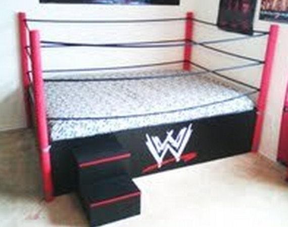 how to make wrestling ring ropes