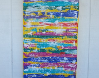 Abstract Painting - Colorful Painting - Bright Painting