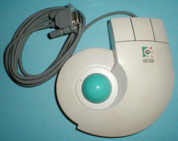 Logitech Trackman T Cc2 9f Trackball Mouse