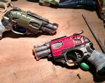"Nerf Doublestrike - ""Gum Shots"""