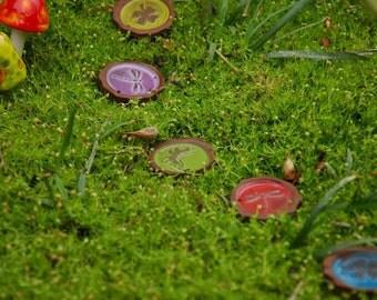 Fairy Garden Accessory, Stepping Stones, Fairy Garden, Pathway, Fairy Garden Collection
