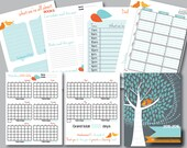 Christian Home School (Ready-To-Use) Planner
