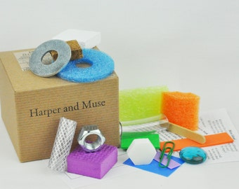 Mini Science Kit- Float or Sink? by Harper and Muse