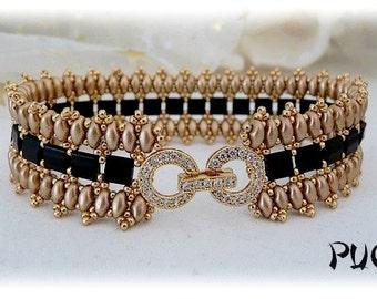 Schéma bracelet Nelly
