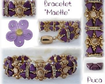 Schéma bracelet Maëlle
