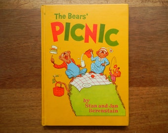 The Bear's Picnic by Stan and Jan Berenstain ~ 1966