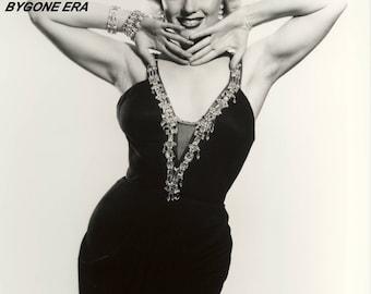 Marilyn Monroe Diamond Necklace Poster Art Photo Artwork 11x14 or 16x20