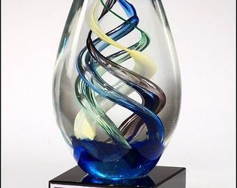 Egg-Shaped Art Glass Award