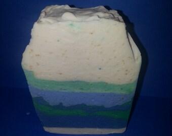 Handmade Shea Butter Soaps