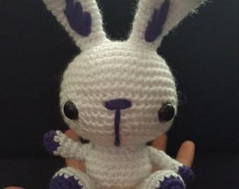 Amigurumi Bunny Baby