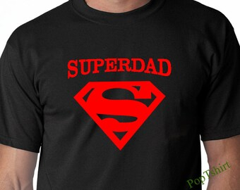 Super Dad Shirt, Christmas Gift for Dad, best dad shirt, Gift for Dad, Dad Gift, Gift for Dad, Dad to Be, New Dad, Gift for Him, Funny tee