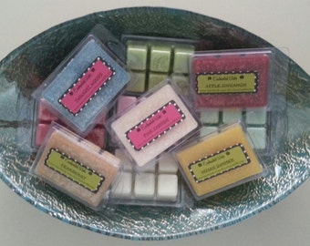 Scented Palm Wax Melts Tarts
