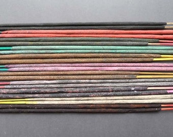 Natural Rose Absolute Incense Selection