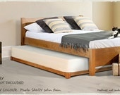 Guest Wooden Bed Frame by Get Laid Beds
