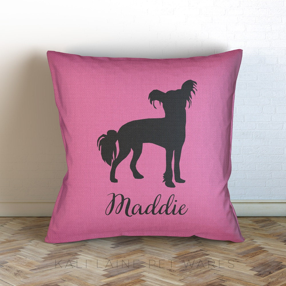 Decorative Pillows Dog : Custom Dog Name Decorative Throw Pillow/ by KaliLainePetWares