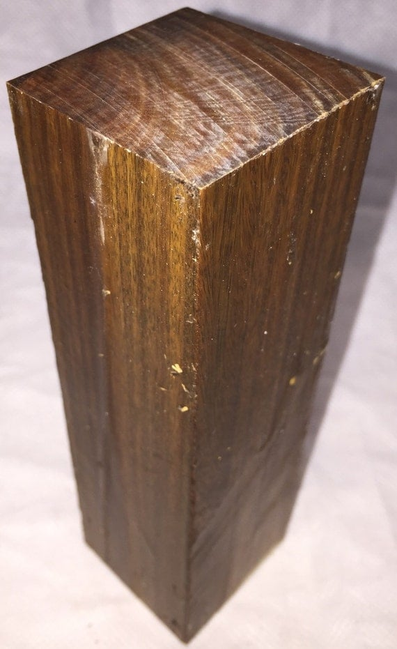 Real lignum vitae wood x lumber by