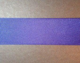 1.5 inch Deep Blue Grosgrain Ribbon