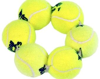 RINGBALL-Recycled Tennis Ball Toy