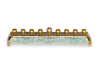 Birds Menorah, Judaica Hand Made in Israel, Hanukkah, Hanukkah Menorah, Jewish Holiday, Homedecor
