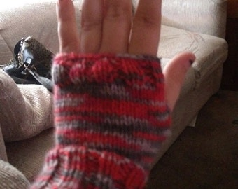 Fingerless Bike Gloves