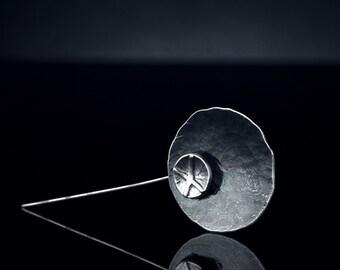 Silver pin MABU501A