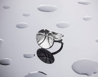 Silver ring for women UMAH203A