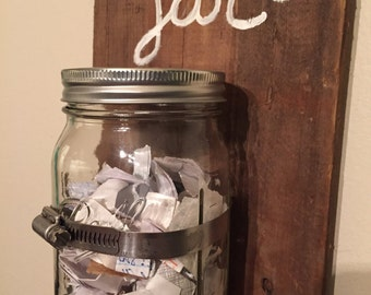 Wishing Star, Wishing Jar