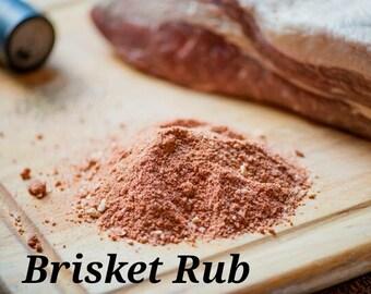 Brisket Rub