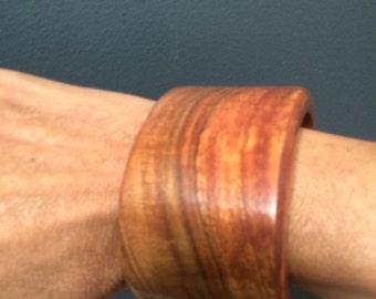 Wooden Cuff