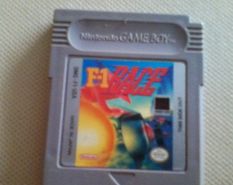 F-1 Race (Nintendo Gameboy)
