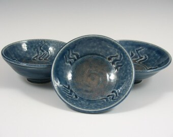 Set of Three Mise-en-place Bowls