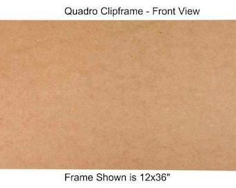 12x36 inch Clip Frames