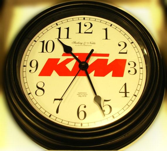 Items Similar To Ktm Motorcycle Racing Motor Bike Logo