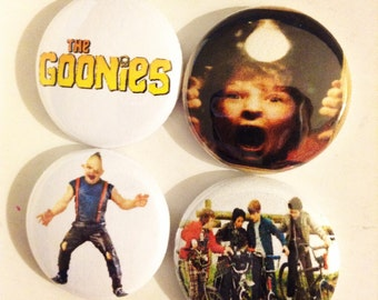 """The Goonies Pin Button 1"""""""