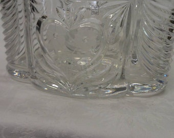Imperial Crystal Glass Bowl
