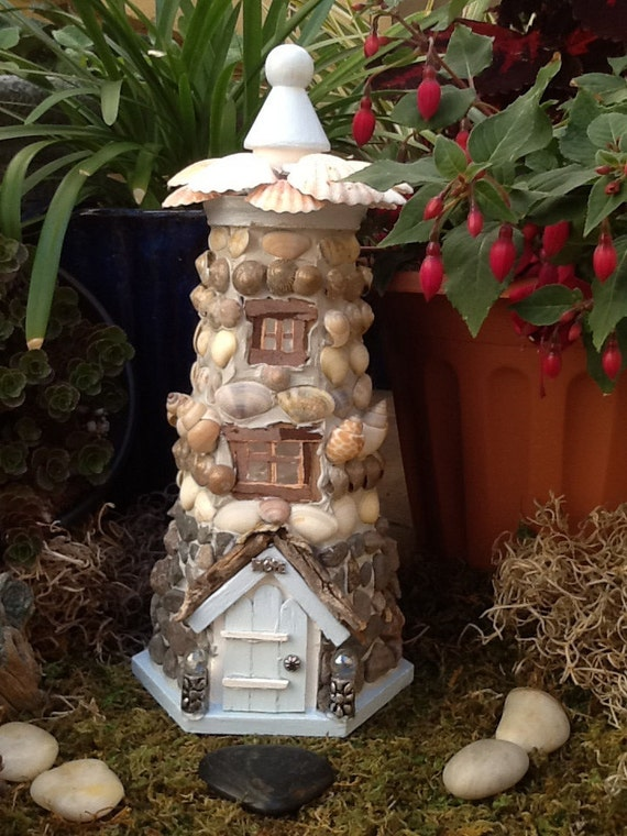 Items similar to Fairy garden lighthouse on Etsy