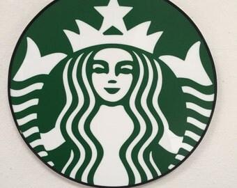 Starbucks Sign - New Logo 15''