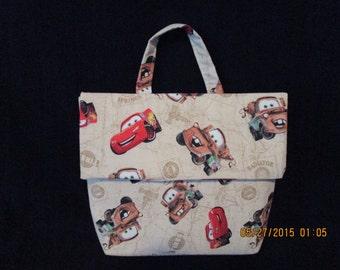 Cars Bible Bag