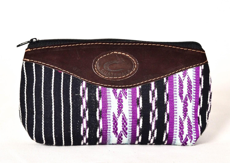 Tribal Cosmetic Bag Guatemala