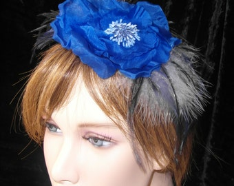 Dark blue headband - dark blue headband