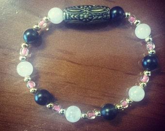 Heart chakra strenght bracelet