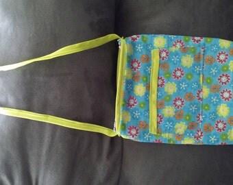 Flowered Bag