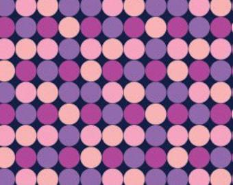 Mod Dots Backdrop - Pink Festive